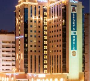 Сitymax Hotel al Barsha